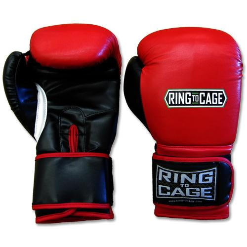 Ring To Cage Bag/Sparring Gloves